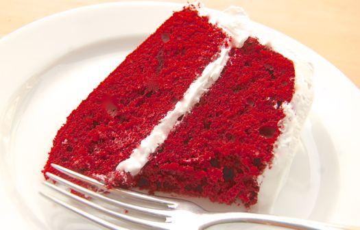 English Red Velvet Cake Recipe