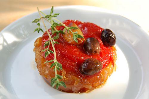Tomato (Mini) Tarte Tatin – Joe Pastry